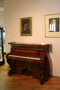 The piano of Wagner